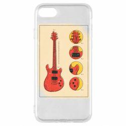 Чохол для iPhone SE 2020 Гітара