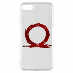 Чохол для iPhone SE 2020 God Of War Circle