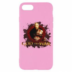 Чохол для iPhone SE 2020 God of War