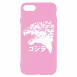 Чохол для iPhone SE 2020 Godzilla in japanese