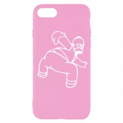 Чохол для iPhone SE 2020 Гомер Сімпсон