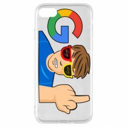 Чохол для iPhone SE 2020 Google guy Fuck You