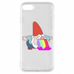 Чохол для iPhone SE 2020 Gravity Falls, dwarf and rainbow