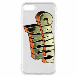 Чехол для iPhone SE 2020 Gravity Falls