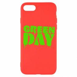 Чехол для iPhone SE 2020 Green Day