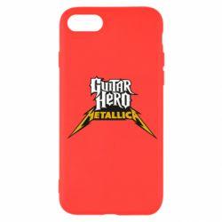 Чохол для iPhone SE 2020 Guitar Hero Metallica