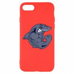 Чохол для iPhone SE 2020 Gym Shark
