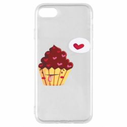 Чохол для iPhone SE 2020 Happy cupcake