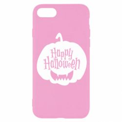 Чехол для iPhone SE 2020 Happy halloween smile