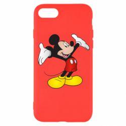 Чохол для iPhone SE 2020 Happy Mickey Mouse