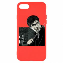 Чехол для iPhone SE 2020 Harry Potter