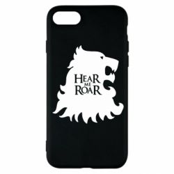 Чехол для iPhone SE 2020 Hear Me Roar