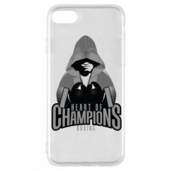 Чехол для iPhone SE 2020 Heart of Champions