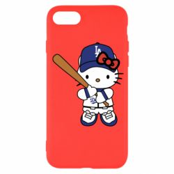 Чохол для iPhone SE 2020 Hello Kitty baseball