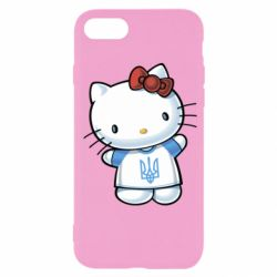 Чехол для iPhone SE 2020 Hello Kitty UA