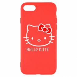 Чехол для iPhone SE 2020 Hello Kitty