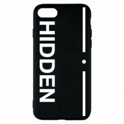 Чохол для iPhone SE 2020 Hidden