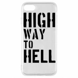 Чехол для iPhone SE 2020 High way to hell