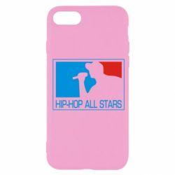 Чохол для iPhone SE 2020 Hip-hop all stars