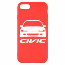 Чохол для iPhone SE 2020 Honda Civic