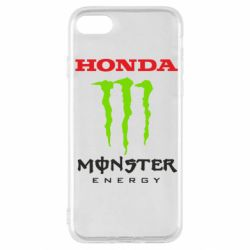Чехол для iPhone SE 2020 Honda Monster Energy