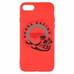 Чехол для iPhone SE 2020 Honda Racing