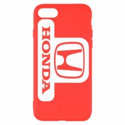 Чехол для iPhone SE 2020 Honda Stik