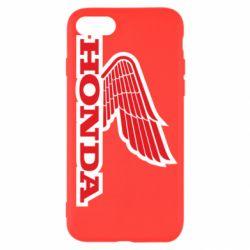 Чохол для iPhone SE 2020 Honda Vintage Logo