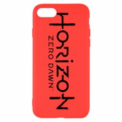 Чехол для iPhone SE 2020 Horizon Zero Dawn logo