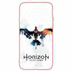 Чехол для iPhone SE 2020 Horizon Zero Dawn low poly