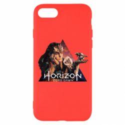 Чохол для iPhone SE 2020 Horizon Zero Dawn