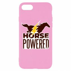 Чехол для iPhone SE 2020 Horse power