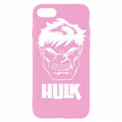 Чохол для iPhone SE 2020 Hulk face