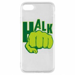 Чохол для iPhone SE 2020 Hulk fist