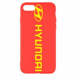 Чехол для iPhone SE 2020 Hyundai 2