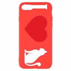 Чохол для iPhone SE 2020 I love cat