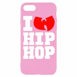 Чехол для iPhone SE 2020 I love Hip-hop Wu-Tang