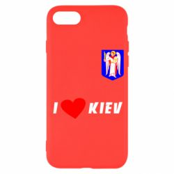 Чохол для iPhone SE 2020 I love Kiev