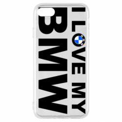 Чохол для iPhone SE 2020 I love my BMW