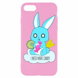 Чехол для iPhone SE 2020 I need more candy