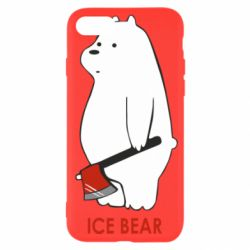 Чохол для iPhone SE 2020 Ice bear