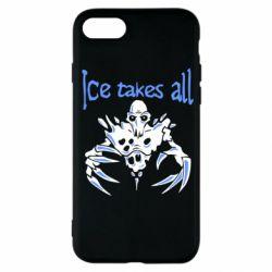Чехол для iPhone SE 2020 Ice takes all Dota