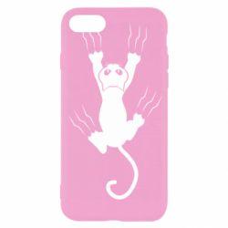 Чохол для iPhone SE 2020 кот когти
