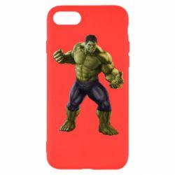 Чохол для iPhone SE 2020 Incredible Hulk 2