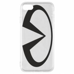 Чехол для iPhone SE 2020 Infiniti logo