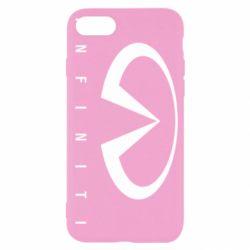 Чехол для iPhone SE 2020 Infiniti