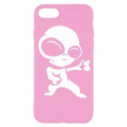 Чохол для iPhone SE 2020 Інопланетянин