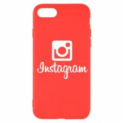 Чохол для iPhone SE 2020 Instagram