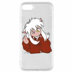 Чехол для iPhone SE 2020 InuYasha