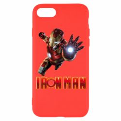 Чохол для iPhone SE 2020 Iron Man 2